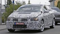 VW Polo GTI spy photos