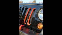Jeep Wrangler Level Red Concept
