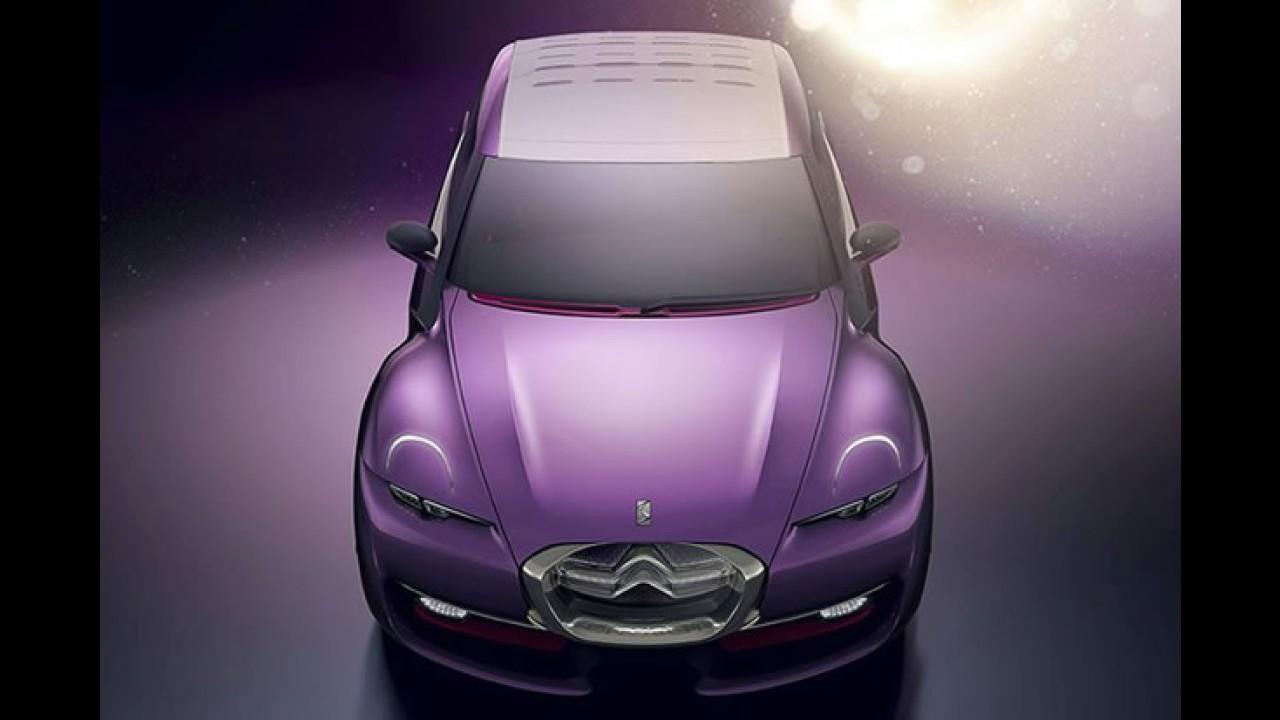 Salão de Frankfurt: Citroën Revolte Concept é a versão futurista do clássico 2CV
