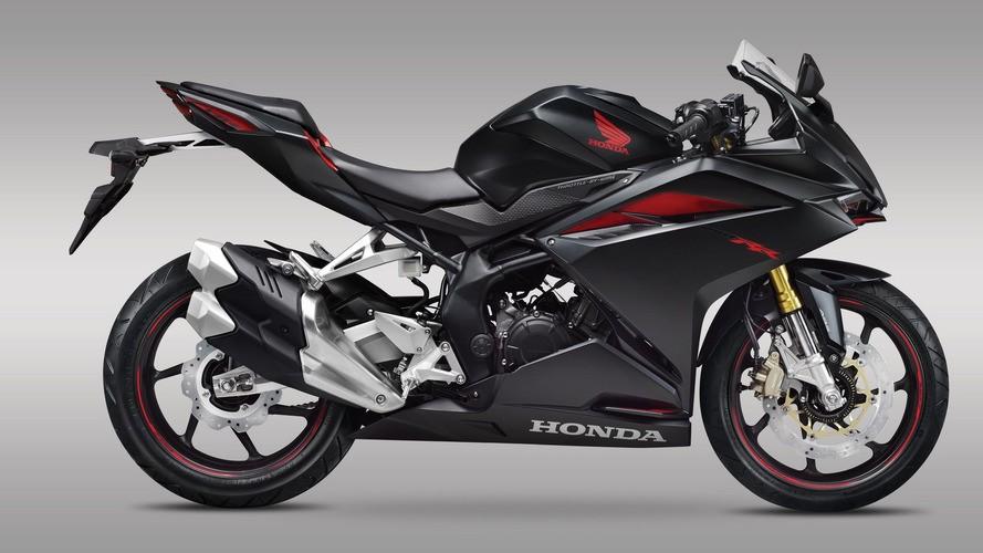 Honda yeni CBR250RR'ın örtüsünü kaldırdı
