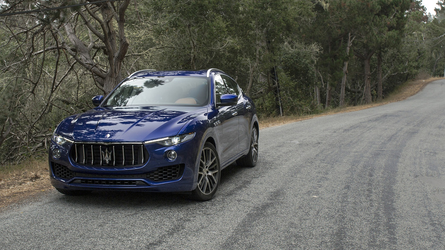 Maserati Levante To Get Hybrid Tech From A Minivan