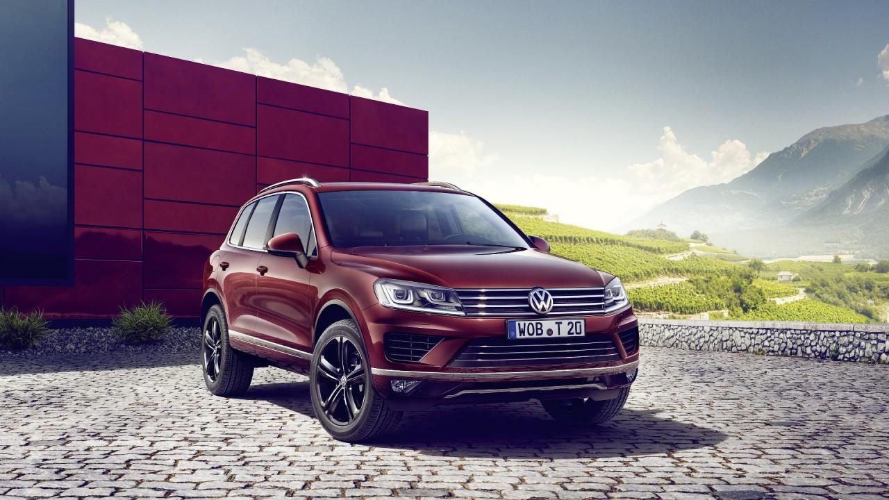 Volkswagen, Touareg'e özel paket geleceğini duyurdu