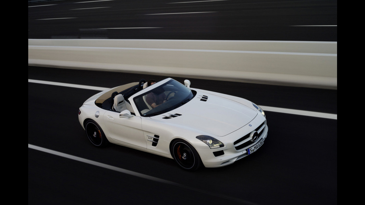 Mercedes-Benz SLS Roadster
