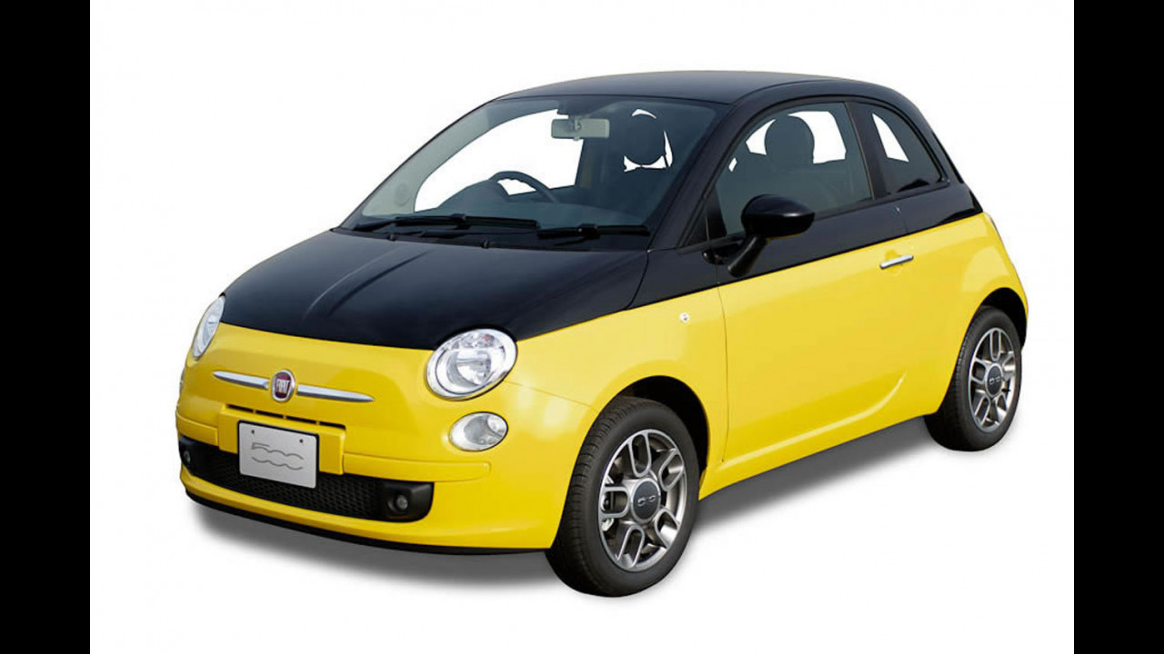 Fiat 500 Pop-Bi