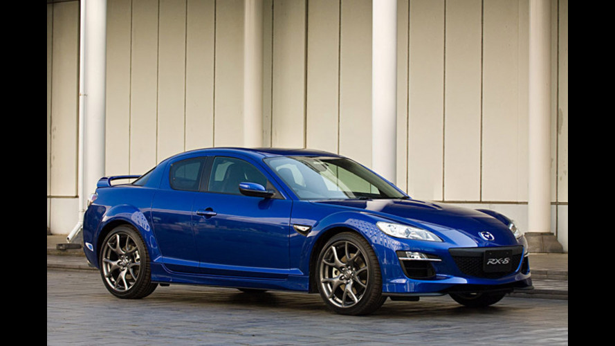 Mazda RX-8: addio al mercato italiano