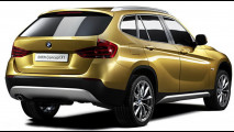 BMW Concept X1: anteprima