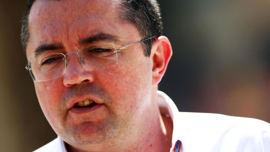 McLaren improvement to be 'gradual' - Boullier