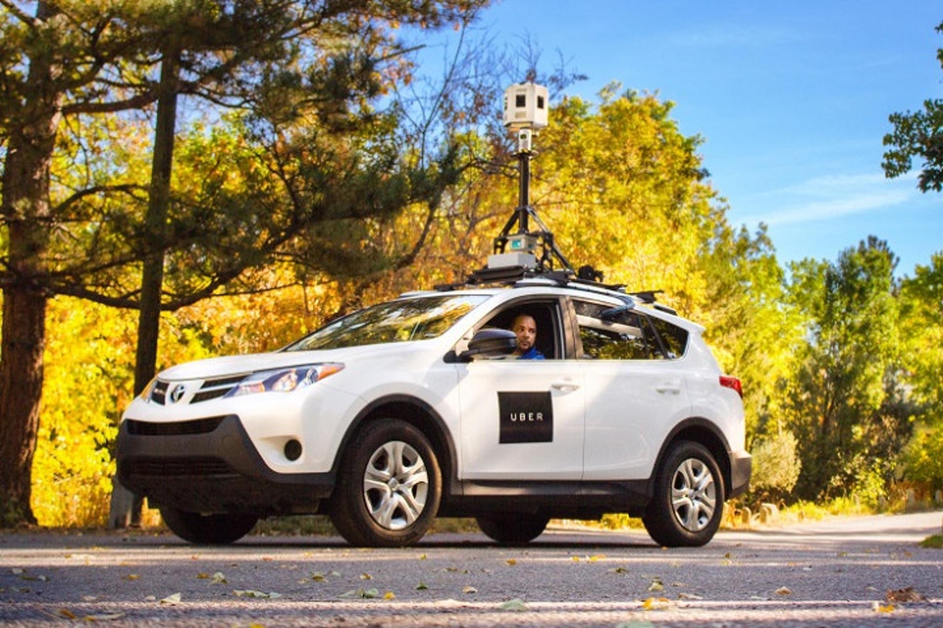 Uber Raising Billions as Rivals Form International Alliance
