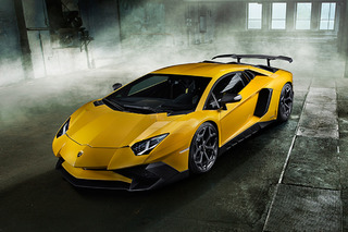 Novitec Somehow Made the Lamborghini Aventador SV Meaner, More Powerful