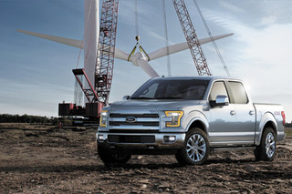 Ford F-150 SFE Looks to Dethrone Ram as the MPG King