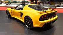 Lotus Exige Sport 350 Roadster debut in Geneva