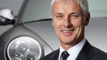 Matthias Müller, directeur de Volkswagen