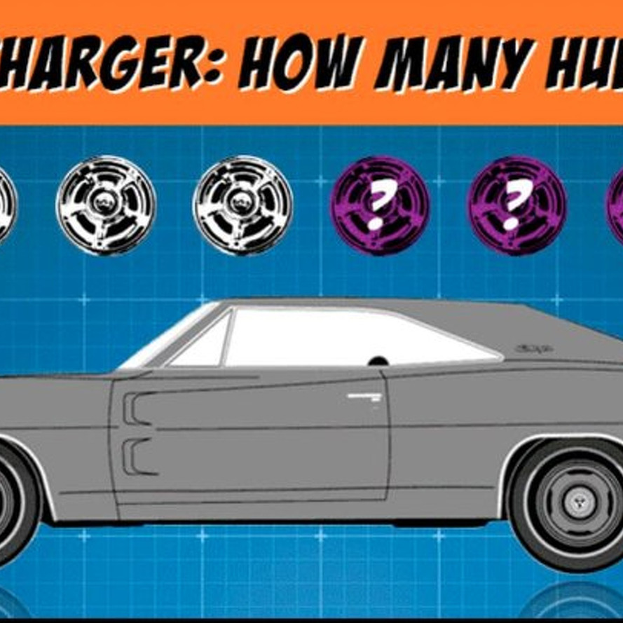 Just How Many Hubcaps Were Lost in the Chase Scene from