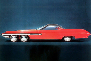 Six Wheels and Nuclear Powered: The Forgotten Ford Seattle-ite Concept