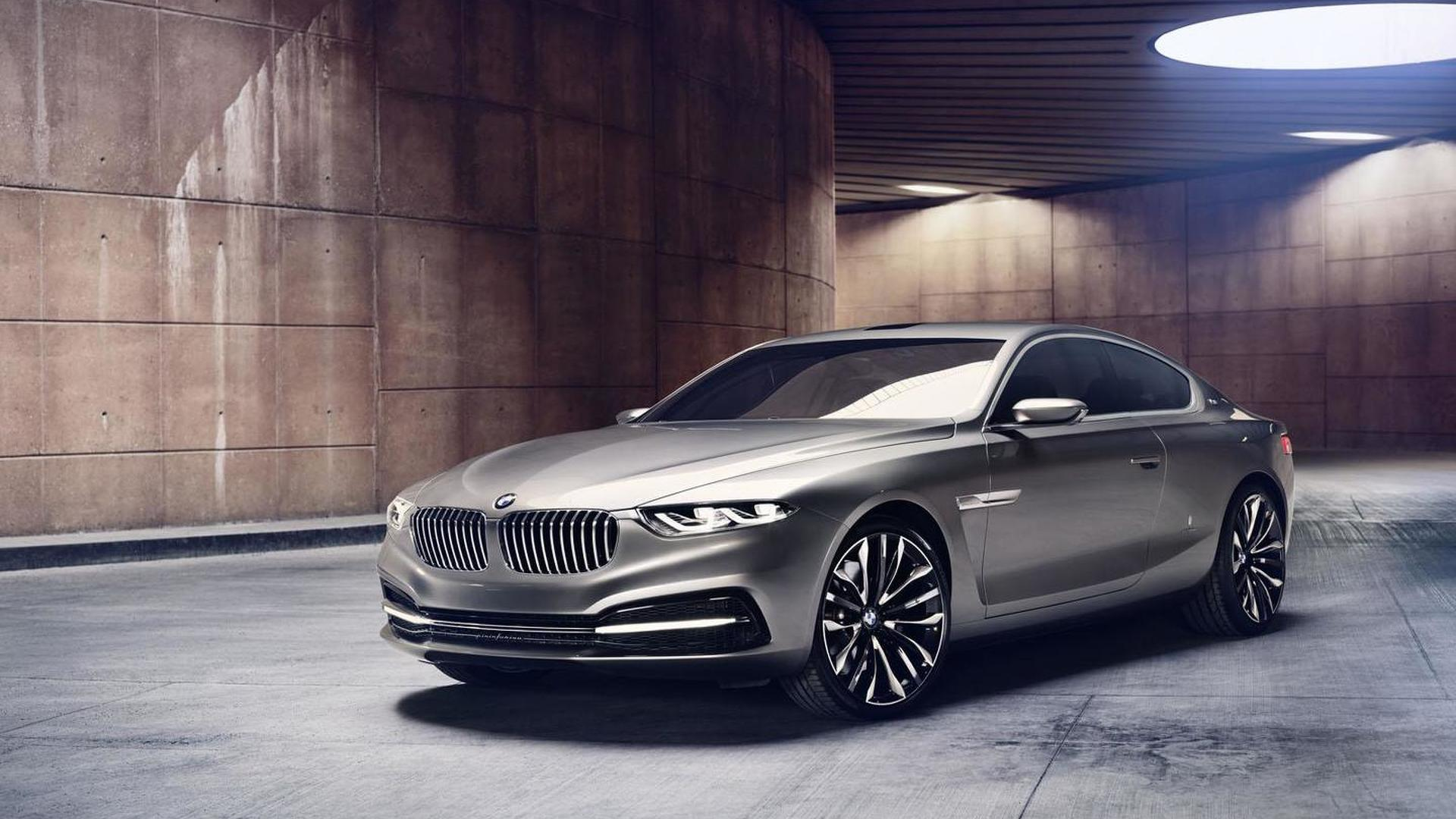 BMW Series To Have Gran Lusso Coupe Styling Influences - 5 series bmw coupe