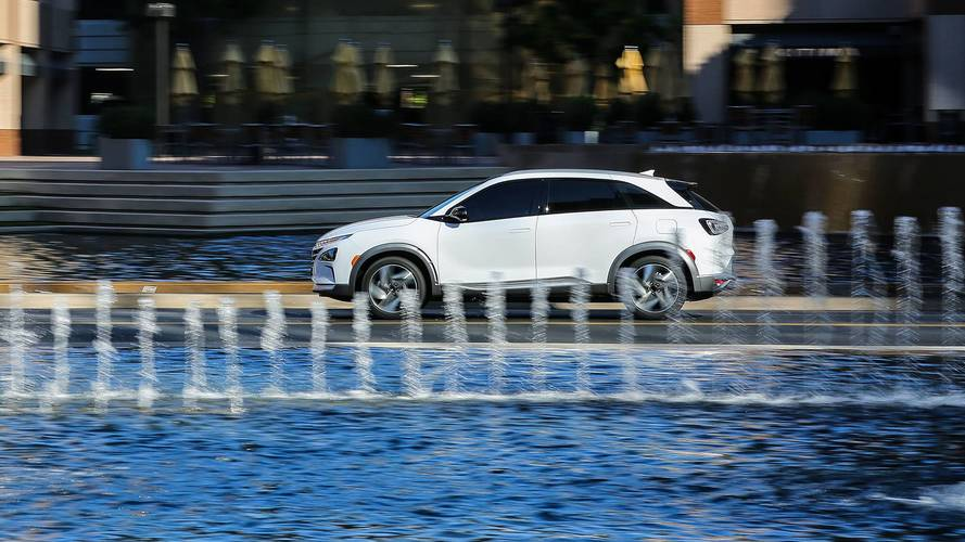 En Corée, le Hyundai Nexo coûte plus de 50'000 euros