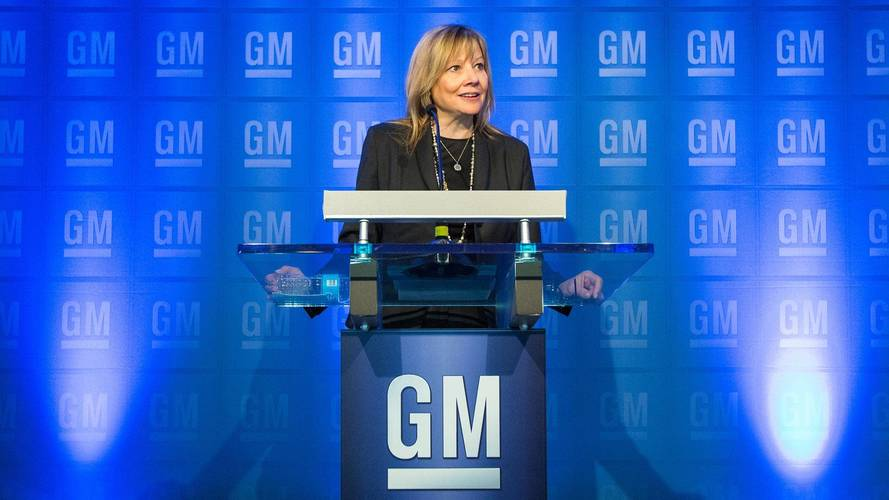 GM posts $12.8B in 2017 earnings