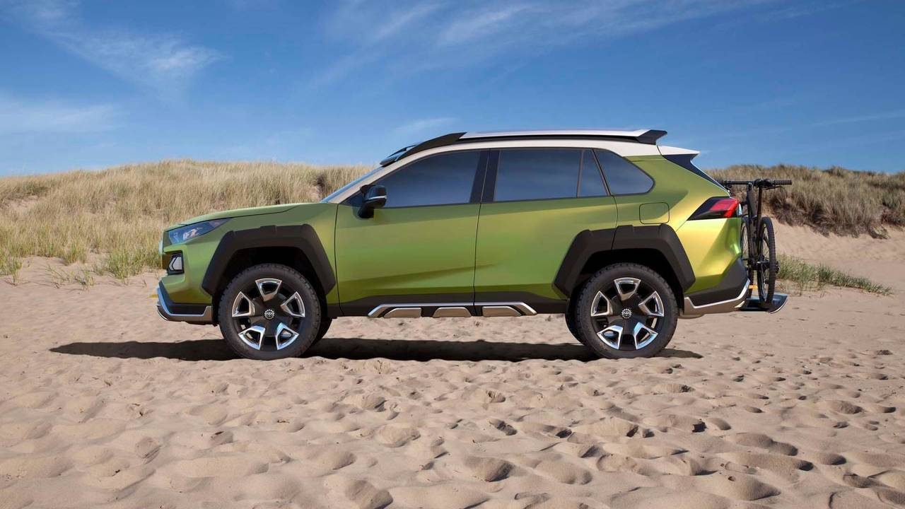 2019 toyota rav4 see the changes side by side. Black Bedroom Furniture Sets. Home Design Ideas