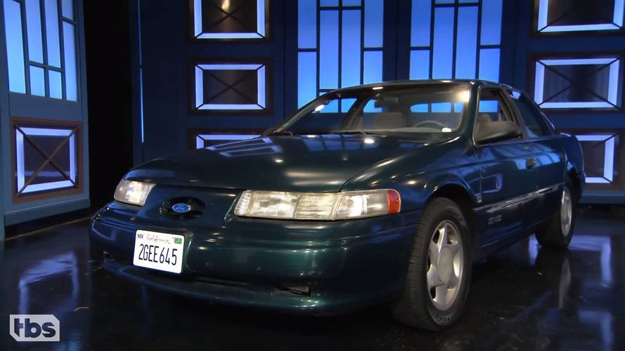 Conan O Brien S Classic 1992 Ford Taurus Sho Is Still Alive