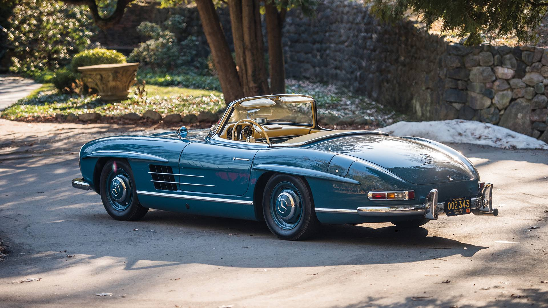 This Mercedes 300 SL Looks Worth The Estimated 12M For Auction