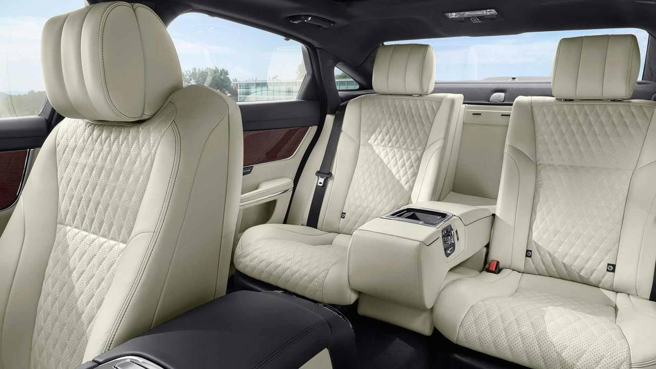 2018 Jaguar XJ: Ultimate Prestige