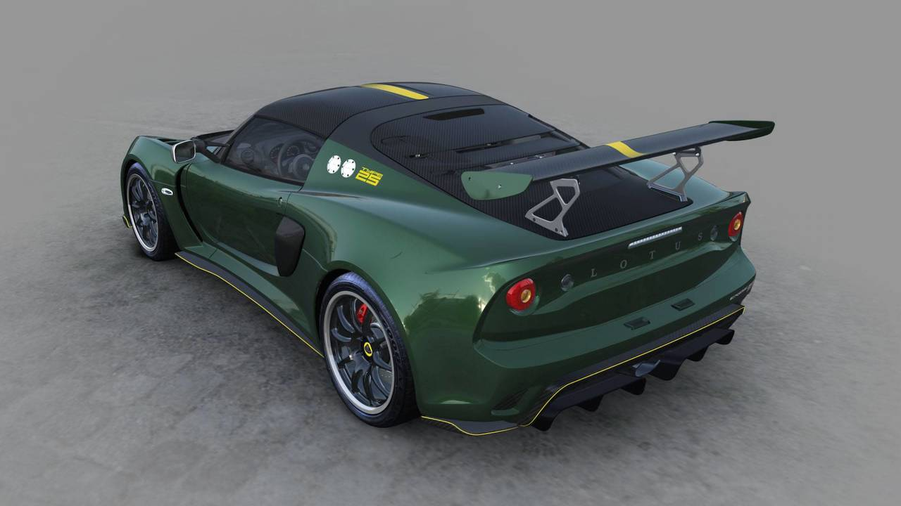 Lotus Exige Cupe 430 Type 25
