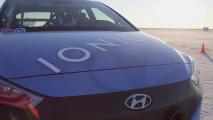 Hyundai Ioniq, record di velocità 004