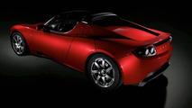 The Tesla Roadster
