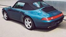 911 Carrera 4 3.6 Cabriolet (MY 1996)