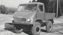 25 hp Unimog (401/402 series), 1953