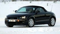 New Audi TT Roadster Spy Photos