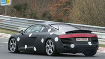 Audi R8 Nurburgring Spy Photos
