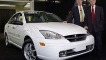 Ford Focus FCV job number 1