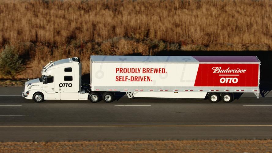 La première livraison de bière en camion autonome réussie !