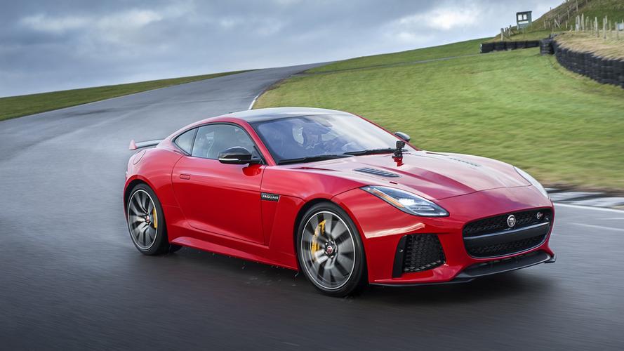 2018 Jaguar F-Type dolu dolu geldi