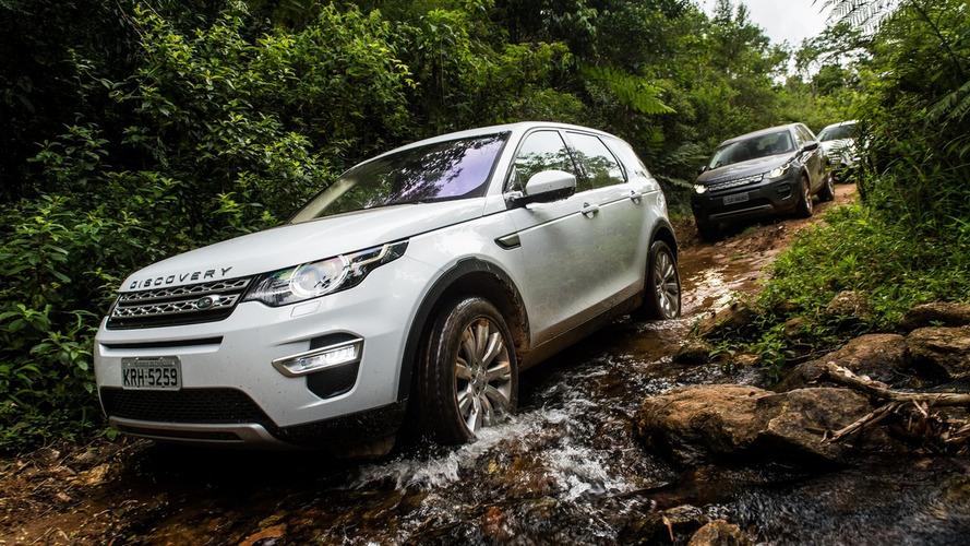 Land Rover faz recall de 3 modelos no Brasil por falha nos cintos