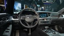 2018 genesis g80 sport interior. beautiful g80 2018 genesis g80 sport la 2016 on genesis g80 sport interior