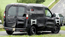 New Fiat Doblo First Spy Photos