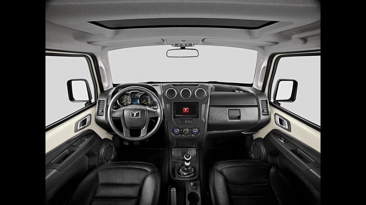 Troller lança série personalizada e limitada T4 Bold por R$ 129.990