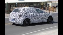 Flagra! Novo VW Polo europeu indica caminho a ser seguido pelo Gol