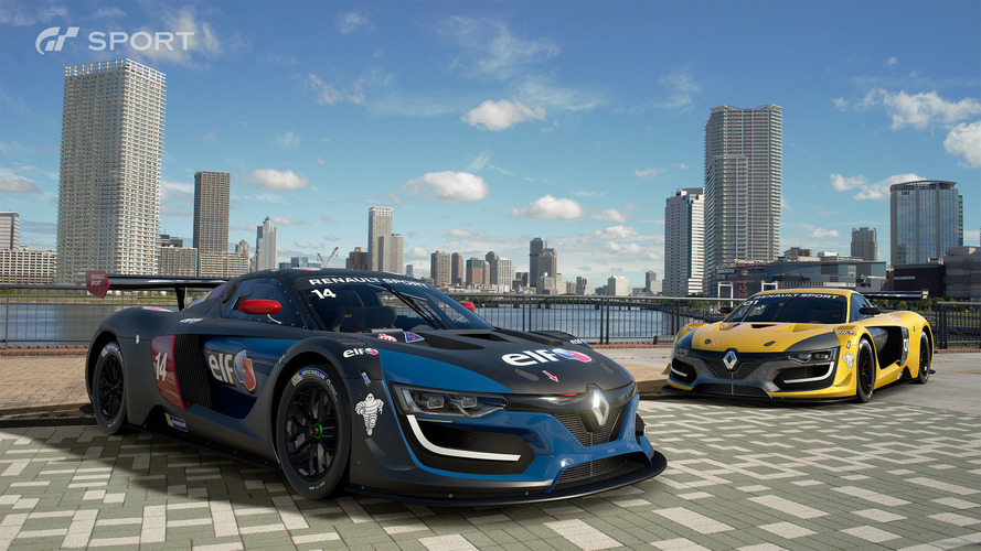 vid o nouveau trailer pour gran turismo sport. Black Bedroom Furniture Sets. Home Design Ideas