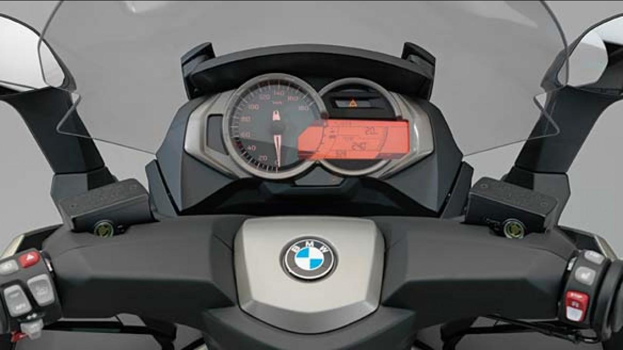 Maxiscooter BMW C 650 GT já é anunciado por R$ 53.900