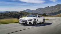 2016 Mercedes-Benz SL facelift