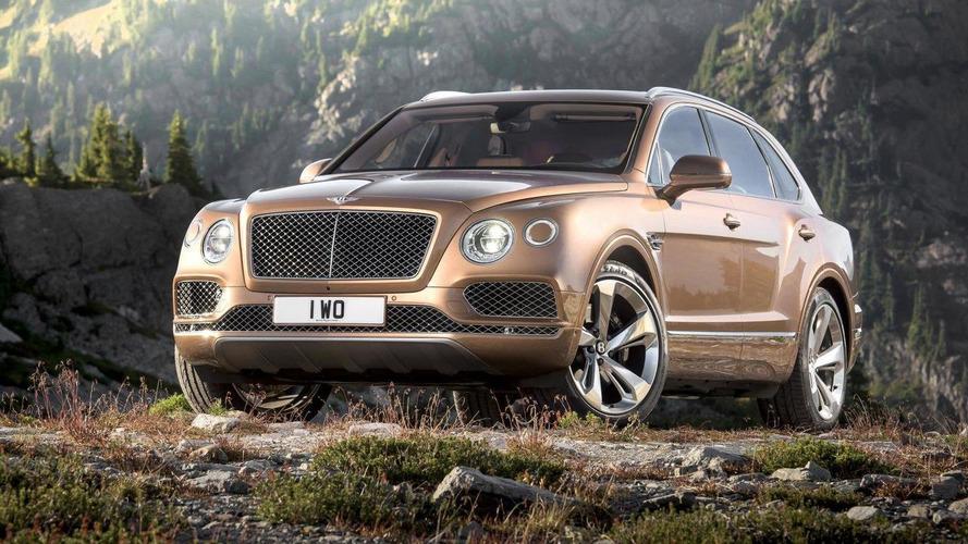 Le Bentley Bentayga aura sa version Speed