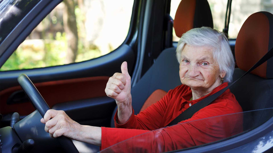 79 Year-Old Belgium Grandma Busted For Going 238 KM/H In A Porsche