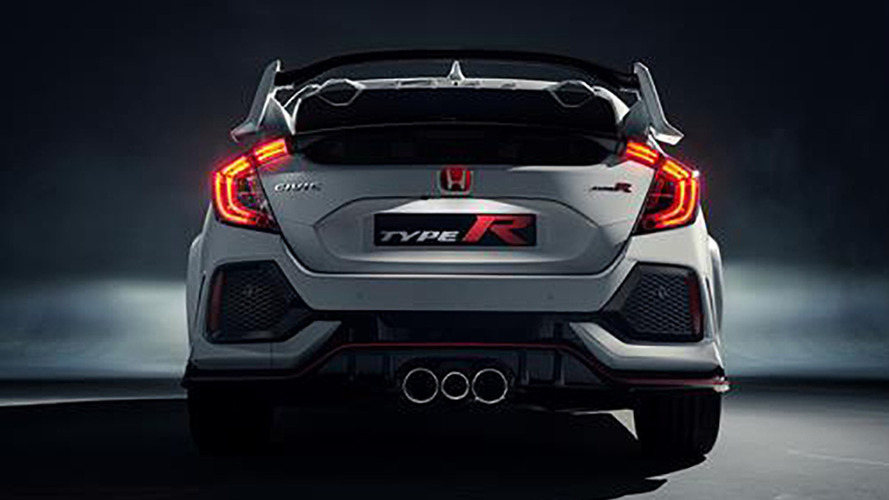 Vazou! - Honda Civic Type R aparece antes do Salão de Genebra
