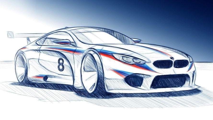 BMW'nin 2018 WEC aracı böyle mi görünecek?