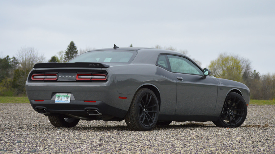 2017 Dodge Challenger T/A 392: Review