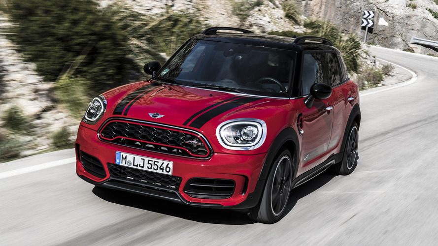 Mini lança Countryman John Cooper Works por R$ 213.950