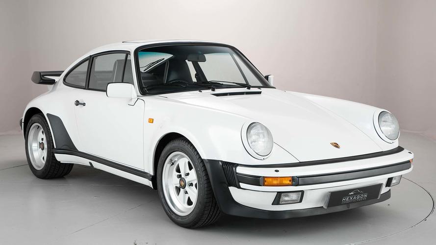 1980'lerin Porsche 911 Supersport ikilisi nefes kesici